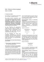 KMU – Prüfschema und Berechnungsbogen (Stand ... - Wolfsburg