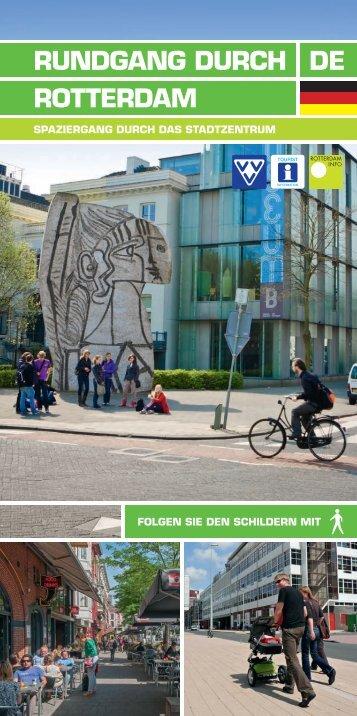 RUNDGANG DURCH DE ROTTERDAM - Rotterdam.info
