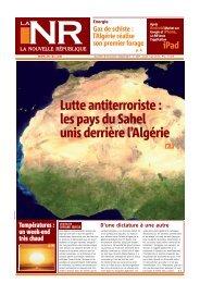 Page 01-4347cseArezki - La Nouvelle République