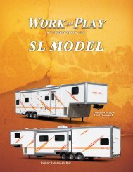 2007 Work N Play Sl Brochure - Rvguidebook.com