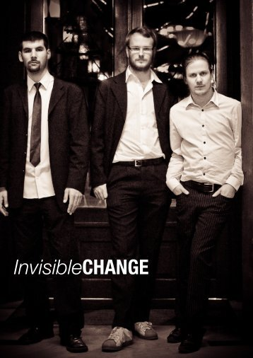 InvisibleCHANGE - Oliver Maas Trio