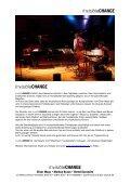 InvisibleCHANGE - Oliver Maas Trio - Seite 2