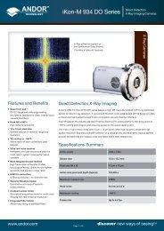 iKon-M 934 DO Series Direct Detection