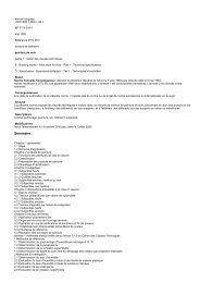DTU 59.3 - Agence Qualité Construction