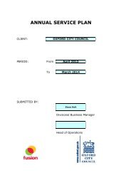 Appendix One Fusion 2013-14 Annual Service Plan , item 126. PDF ...