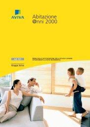 fascicolo informativo dal 1/3/2006 al 14/02/2010 - Aviva