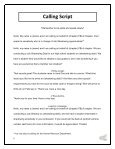 Nebraska FBLA Job Shadowing Packet - Page 7