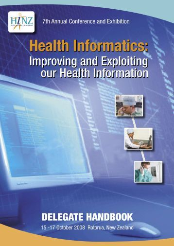 Health Informatics New Zealand