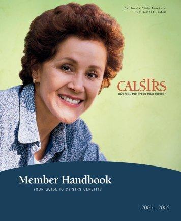 Member Handbook - Hartnell College
