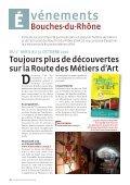Info - Chambre de Métiers et de l'Artisanat des Bouches-du-Rhône - Page 4