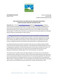 New Clarification of On-Farm Poultry Processing Regulations a ...