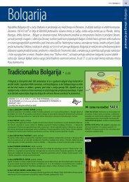 Tradicionalna Bolgarija ∙ 6 dni - Kompas