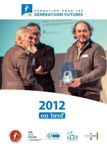 En bref 2012 - FGF