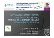 Dr. Eusebio Jr. Ventura Ramos División de Investigación y ... - INBO