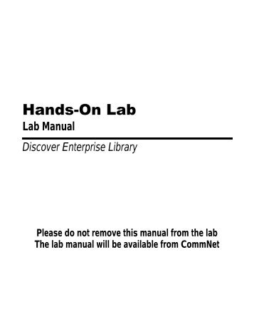 Discover Enterprise Library - Willy .Net