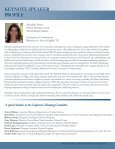 Chaos to Conference - Cooperative Education and Internship ... - Page 5