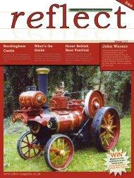 John Warner - Reflect Magazine