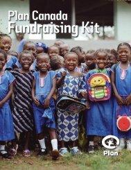 Fundraising toolkit - Plan Canada