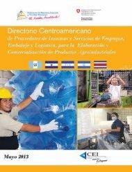 Directorio Centroamericano de Proveedores para la ... - Pymerural