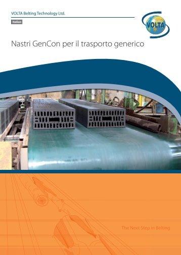 generico - Volta Belting Technology Ltd.