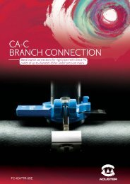 CA-C BRANCH CONNECTION