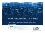 xecutive Brief - VDC Research