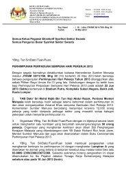 Permohonan bagi Agensi Swasta - Kementerian Sumber Manusia