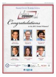 Excellence in Entrepreneurship Awards 2013 - MSI Stone
