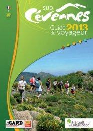Guide d'accueil Sud Cévennes 2013-2014 - La Vallée Borgne
