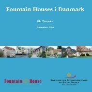 Fountain Houses i Danmark - Socialstyrelsen