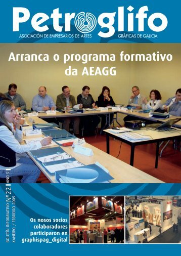 Arranca o programa formativo da AEAGG - Asociación de ...