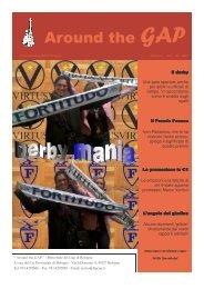 Around the GAP.Numero 1.pdf - Comitato Italiano Arbitri - Provincia ...