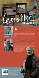 10 panneaux - Conseil général du Calvados