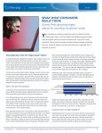 Spam: What Consumers Really Think - Silverpop - Page 2