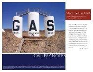 Stop The Car, Dad! - Nevada Arts Council