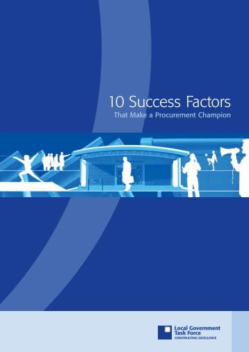 10 Success Factors - Constructing Excellence