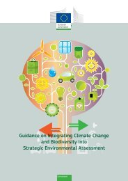 Guidance on Integrating Climate Change and Biodiversity into ...