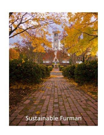 Sustainable Furman - Furman University