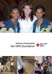 DRK Suchdienst_Info aktuell - Kreisverband Diepholz - DRK