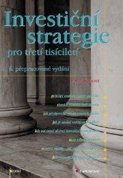 Investiční strategie pro třetí tisíciletí - eReading