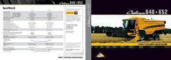 CH652 PDF prospektus letöltése (512 kb) - Huntraco Zrt.