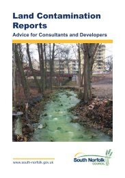 Download the guidance leaflet on contaminated land assessment ...