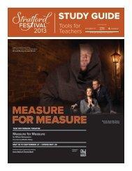 MEASURE - Stratford Festival