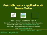 Eflluent Davi 2 - The Vetiver Network International