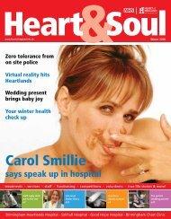 Carol Smillie - Heart of England NHS Foundation Trust