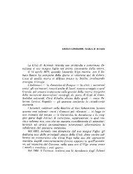 Lombardo Angelo, Sindaco di Acireale,A nome della Città