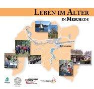 Leben im Alter in Meschede 2010