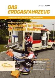 Das Erdgasfahrzeug 2/2005 - Erdgas-Fahrzeuge