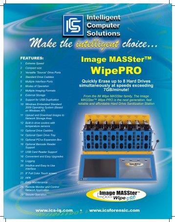 IM WipePro 2-10 - ICS-IQ.com