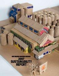 2007 Sustainability Report - New Belgium Brewing